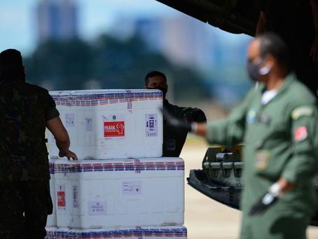 Índia começa a exportar vacina para Butão. Brasil fica de fora