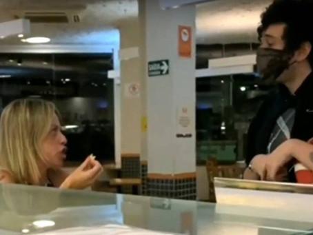 Advogada que agrediu jovem em padaria responde por  racismo
