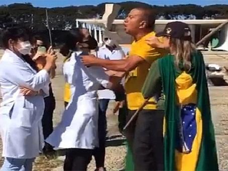 PF cumpre mandados contra grupo fascista pró-Bolsonaro