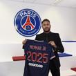 Neymar renova com PSG até 2025: 'Muito feliz em Paris'