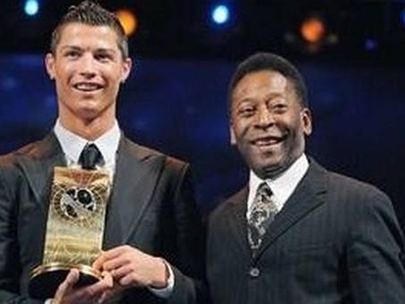 Cristiano Ronaldo ultrapassa marca histórica de Pelé