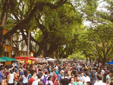 Rio libera eventos abertos com máximo de 500 pessoas