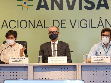Anvisa decidirá no domingo autorização para vacinas