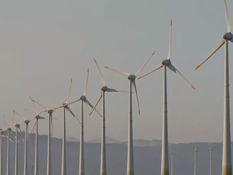 Bélgica criará ilha artificial para produzir energia eólica