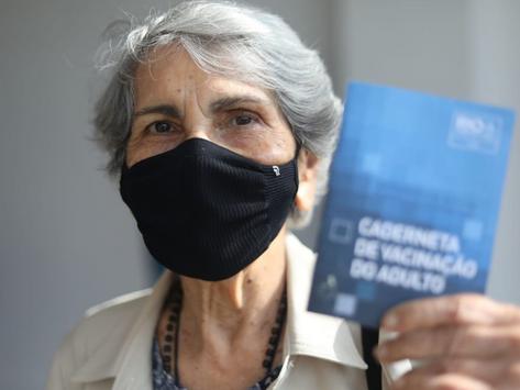 Rio: Justiça decide e passaporte da vacina começa na quarta