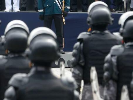 Extrema direita amplia influência nas polícias brasileiras