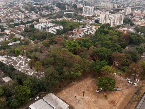 Engenho de Dentro ganha Parque Municipal Nise da Silveira