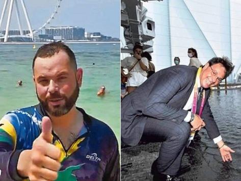 Governo leva 69 pessoas em viagem das arábias a Dubai