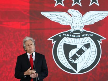 Benfica de Jorge Jesus tem 17 casos de Covid