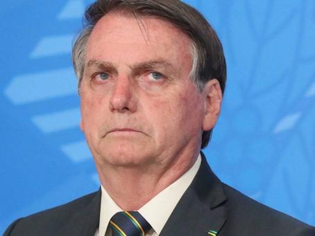 Bolsonaro é o grande derrotado dessas eleições
