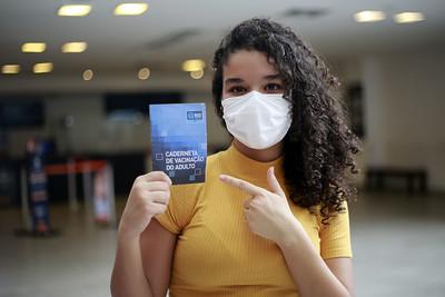 Começa no Rio obrigatoriedade do passaporte da vacina