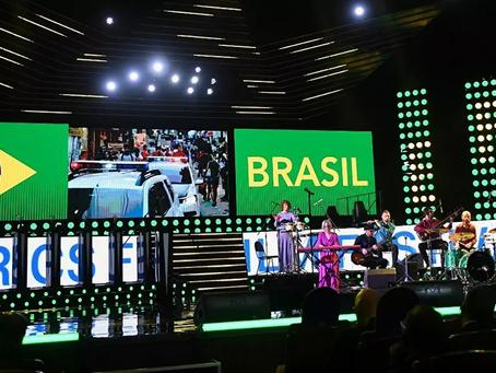 Lázaro Ramos e Daniel Filho dominam Festival do BRICS