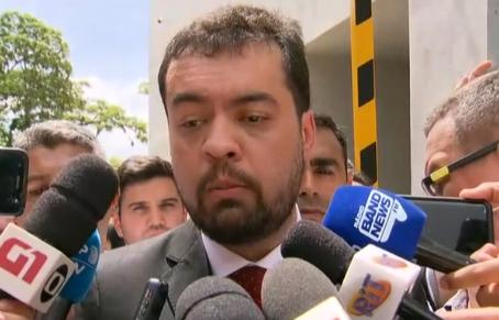 Governador em exercício participava de desvios, diz delator