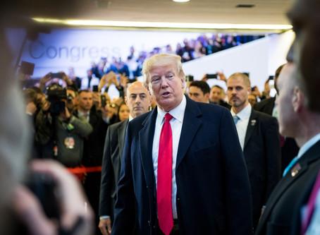 NYT revela que Trump tem conta bancária na China