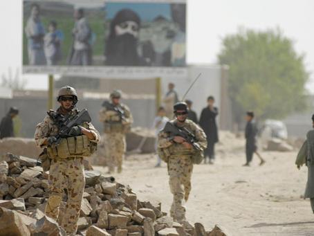 Dossiê afegão: 9 militares australianos se suicidam