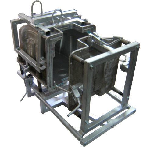 Porta molde