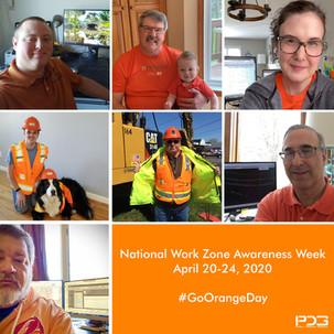 National Work Zone Awareness Week!