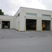 South Jefferson Central School District Bus Garage