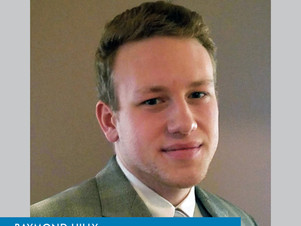Welcome Raymond Hilly to our NYC Office!