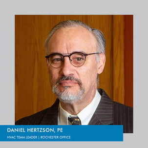 Welcome Dan Hertzson to our mechanical group!