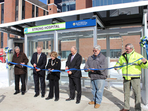 Opening of Six New, High-Tech RTS Bus Stations