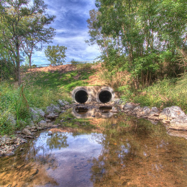 English Road Culvert