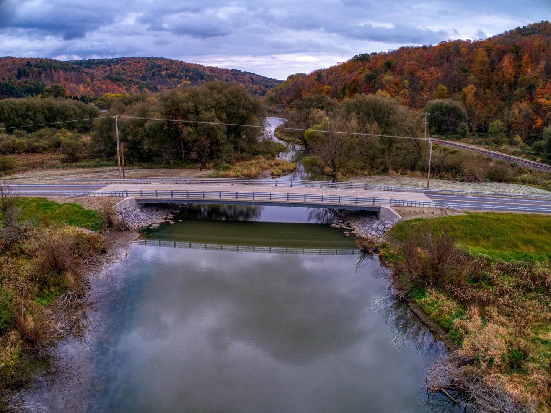 Franklinville Bridge No. 22