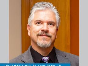 John Domanski, PE, LEED AP BD+C joins PDG as Electrical Engineering Manager