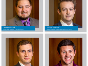 PDG welcome four new employees!