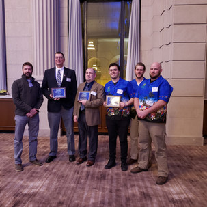 Franklinville Bridge #22 Wins Project of the Year!