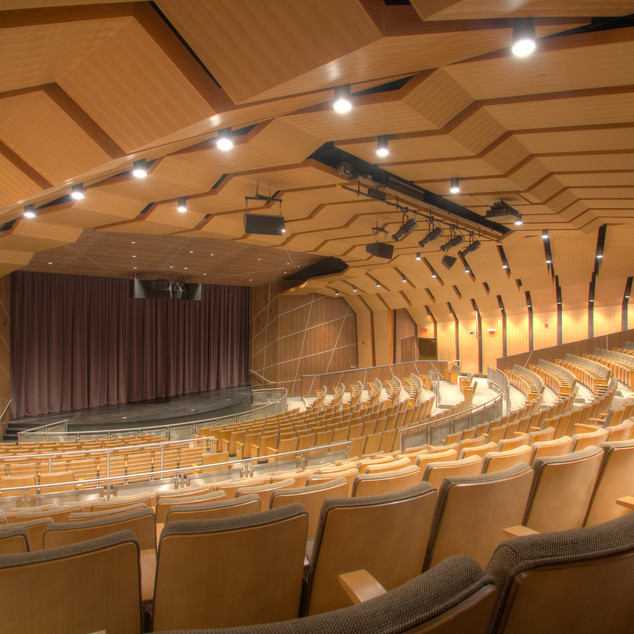 Monroe Community College Theater