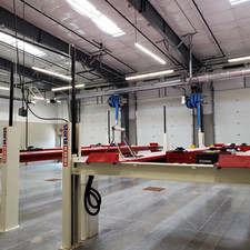 RTS Orleans Bus Facility Commissioning
