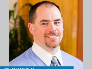 Ben Beardsley Promoted to Manager of Bridge Design!
