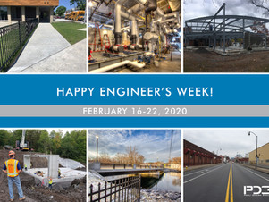 Happy Engineer's Week!