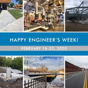 Happy Engineer's Week!
