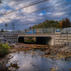 Maiden Lane Bridge Replacement Project