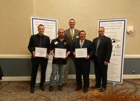 Project of the Year Award for the Maiden Lane Bridge Replacement Project
