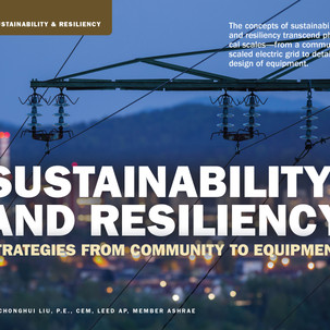 Sustainability and Resiliency