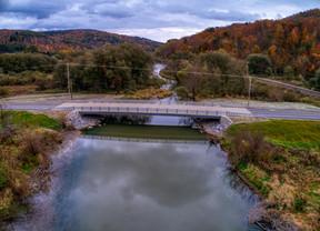 Franklinville Bridge No. 22 Replacement Project