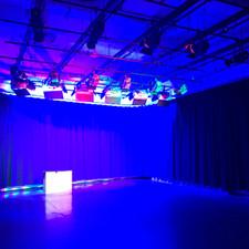 SUNY Fredonia McEwen Hall TV Studio