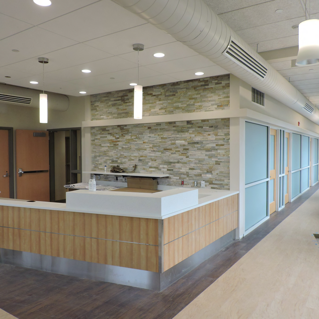Cornell University - College of Veterinary Medicine Community Practice Building
