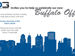 PDG Opens an Office in Buffalo