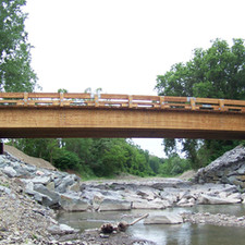 Bailey Road Bridge