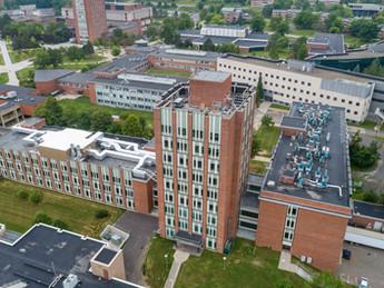 Binghamton University Science II Complex