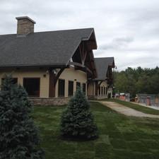 NYSDOT Adirondacks New Welcome Center