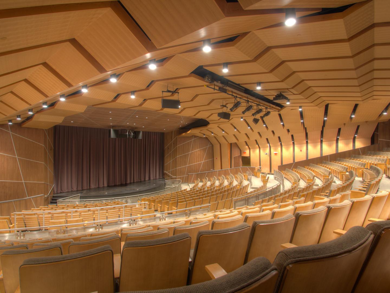 Monroe Community College Theater