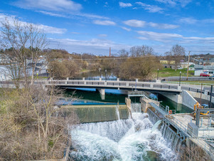ABCD WNY Bridge Design Award for the North Division Street Bridge Project