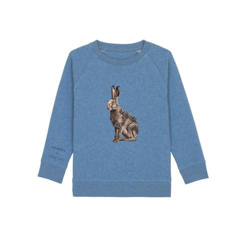 HARDY'S x SVD: kids sweater hare