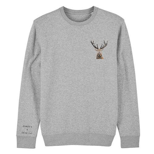HARDY'S x SVD: Sweater deer