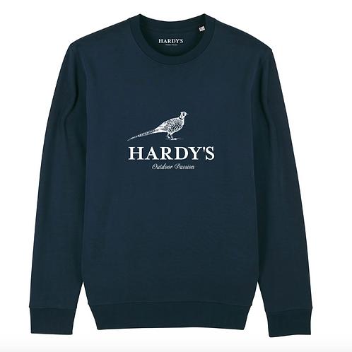 Sweater Hardy's Classic Blue